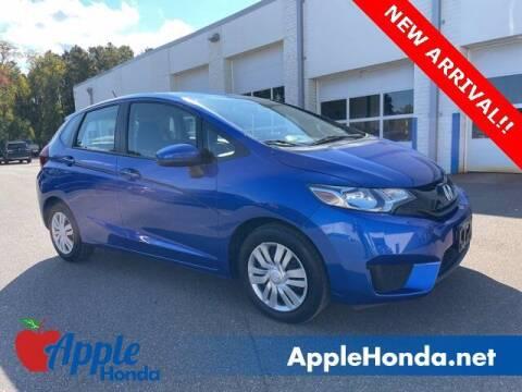 2017 Honda Fit for sale at APPLE HONDA in Riverhead NY