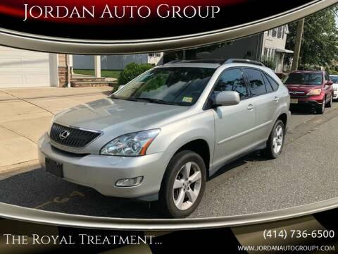 2005 Lexus RX 330 for sale at Jordan Auto Group in Paterson NJ