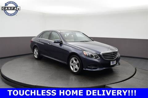 2016 Mercedes-Benz E-Class for sale at M & I Imports in Highland Park IL