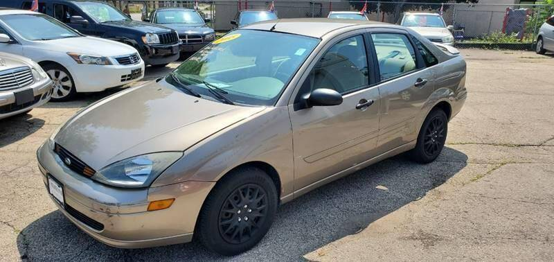 2004 Ford Focus for sale at Steve's Auto Sales in Madison WI