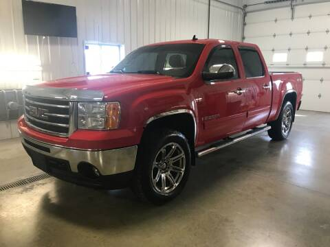 2009 GMC Sierra 1500 for sale at Robin's Truck Sales in Gifford IL