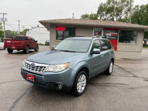 2012 Subaru Forester for sale at Big Red Auto Sales in Papillion NE