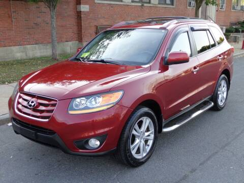 2010 Hyundai Santa Fe for sale at Broadway Auto Sales in Somerville MA