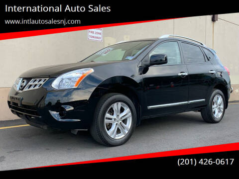 2013 Nissan Rogue for sale at International Auto Sales in Hasbrouck Heights NJ