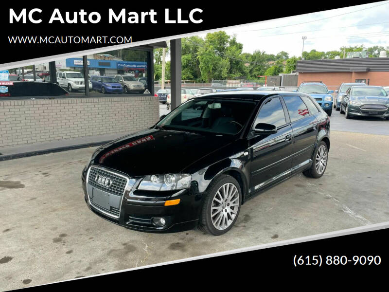 2008 Audi A3 for sale in Hermitage, TN