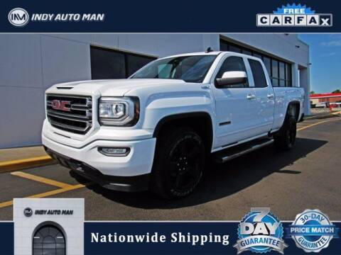 2017 GMC Sierra 1500 for sale at INDY AUTO MAN in Indianapolis IN