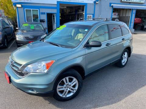2010 Honda CR-V for sale at Bridge Road Auto in Salisbury MA