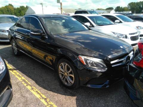 2015 Mercedes-Benz C-Class for sale at MOUNT EDEN MOTORS INC in Bronx NY