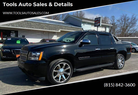 2008 Chevrolet Avalanche for sale at Tools Auto Sales & Details in Pontiac IL
