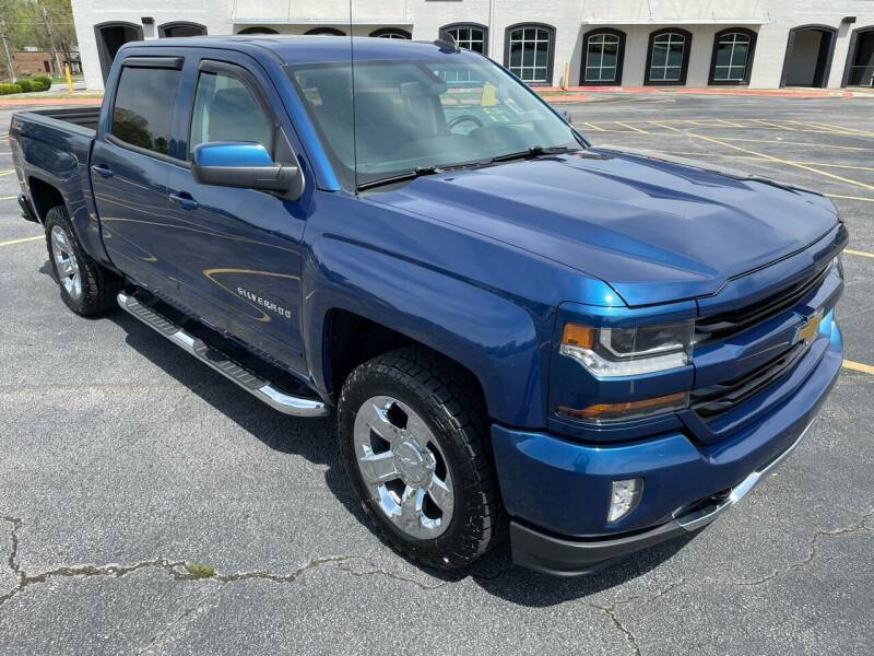 2016 Chevrolet Silverado 1500 for sale at H & B Auto in Fayetteville AR