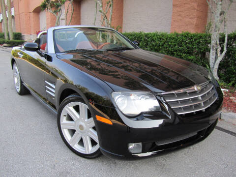 2006 Chrysler Crossfire for sale at FLORIDACARSTOGO in West Palm Beach FL