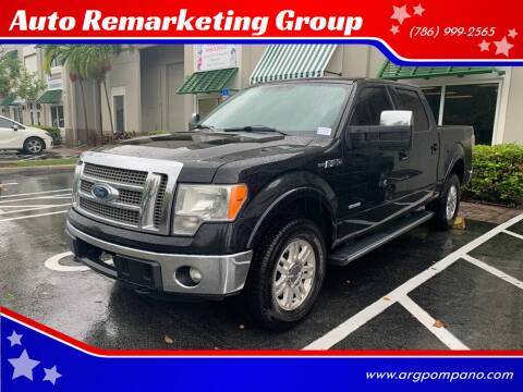 2011 Ford F-150 for sale at Auto Remarketing Group in Pompano Beach FL