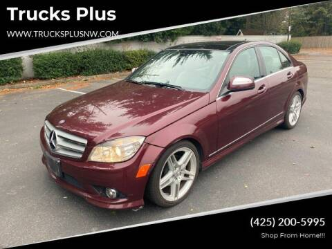 2009 Mercedes-Benz C-Class for sale at Trucks Plus in Seattle WA