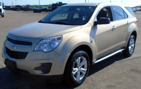 2012 Chevrolet Equinox for sale at Waukeshas Best Used Cars in Waukesha WI