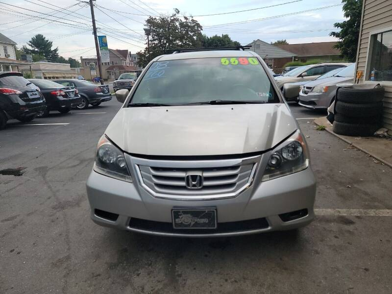 2008 Honda Odyssey for sale at Roy's Auto Sales in Harrisburg PA