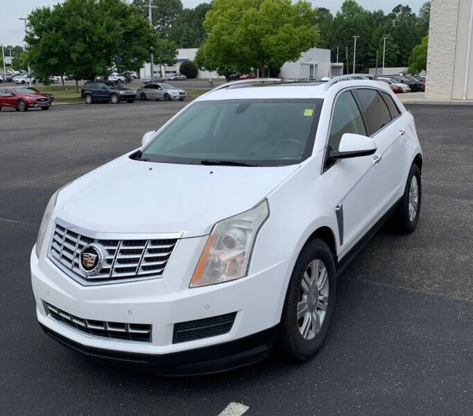 2015 Cadillac SRX for sale at AH Ride & Pride Auto Group in Akron OH