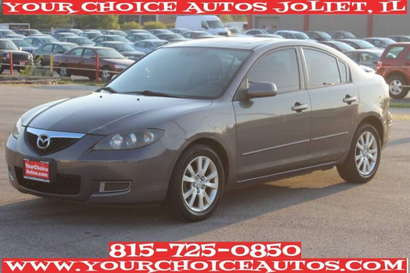 2007 Mazda MAZDA3 for sale at Your Choice Autos - Joliet in Joliet IL