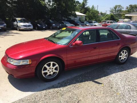 2003 Cadillac STS for sale at 6th Street Auto Sales in Marshalltown IA