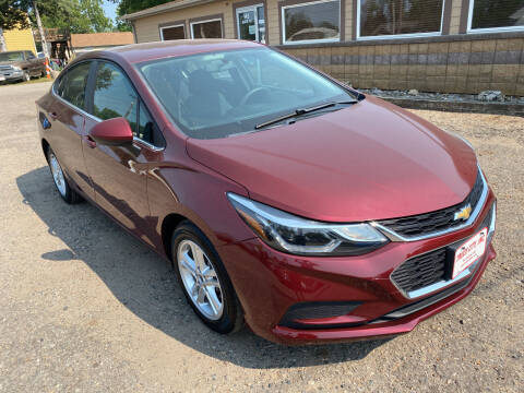 2016 Chevrolet Cruze for sale at Truck City Inc in Des Moines IA