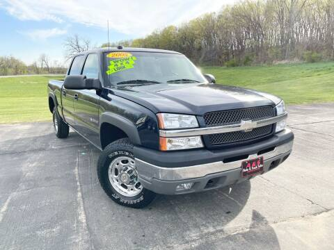 2005 Chevrolet Silverado 1500HD for sale at A & S Auto and Truck Sales in Platte City MO