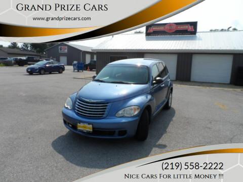 2006 Chrysler PT Cruiser for sale at Grand Prize Cars in Cedar Lake IN