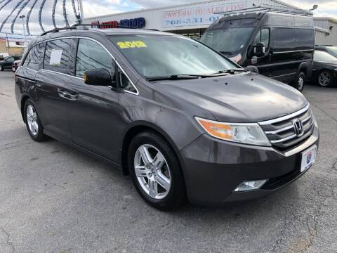 2013 Honda Odyssey for sale at I-80 Auto Sales in Hazel Crest IL