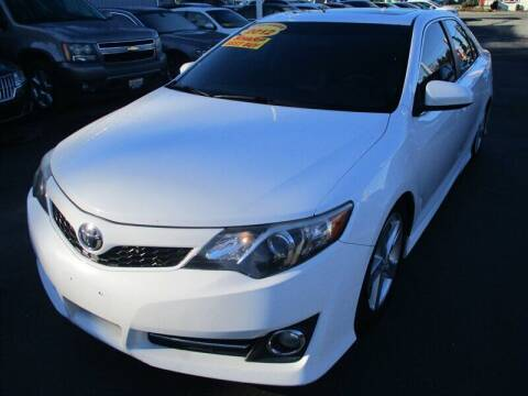 2012 Toyota Camry for sale at GMA Of Everett in Everett WA