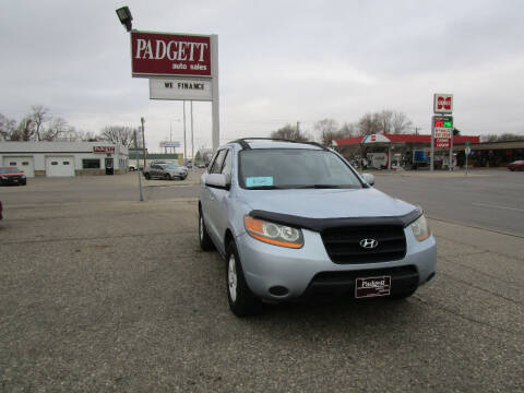 2008 Hyundai Santa Fe for sale at Padgett Auto Sales in Aberdeen SD