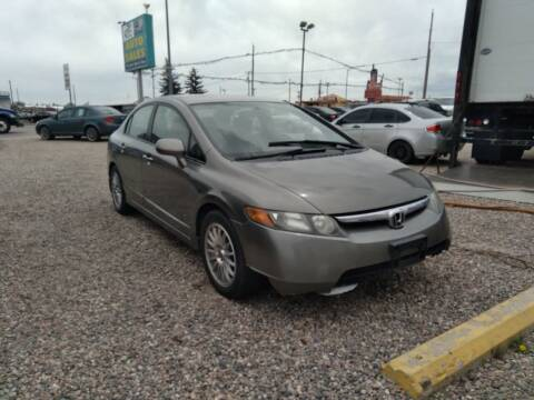 2007 Honda Civic for sale at DK Super Cars in Cheyenne WY