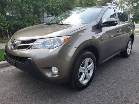 2013 Toyota RAV4 for sale at OFIER AUTO SALES in Freeport NY