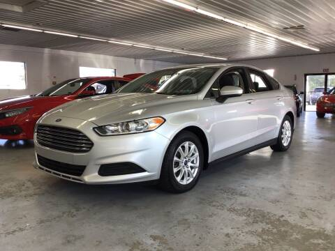 2016 Ford Fusion for sale at Stakes Auto Sales in Fayetteville PA