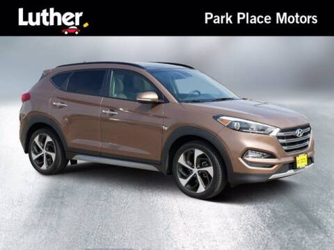2017 Hyundai Tucson for sale at Park Place Motor Cars in Rochester MN
