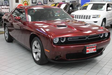 2018 Dodge Challenger for sale at Windy City Motors in Chicago IL