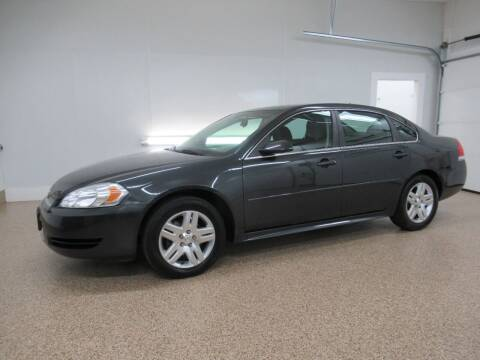 2013 Chevrolet Impala for sale at HTS Auto Sales in Hudsonville MI