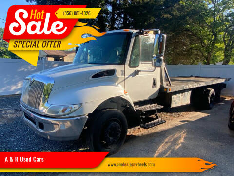 2004 International DuraStar 4300 for sale at A & R Used Cars in Clayton NJ