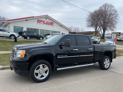 2014 GMC Sierra 2500HD for sale at Efkamp Auto Sales LLC in Des Moines IA