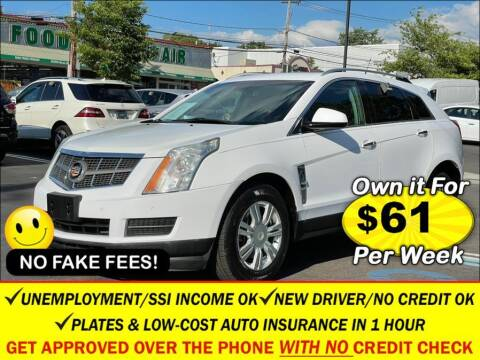 2012 Cadillac SRX for sale at AUTOFYND in Elmont NY