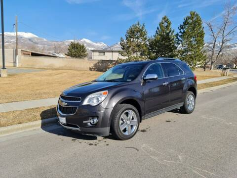 2015 Chevrolet Equinox for sale at A.I. Monroe Auto Sales in Bountiful UT