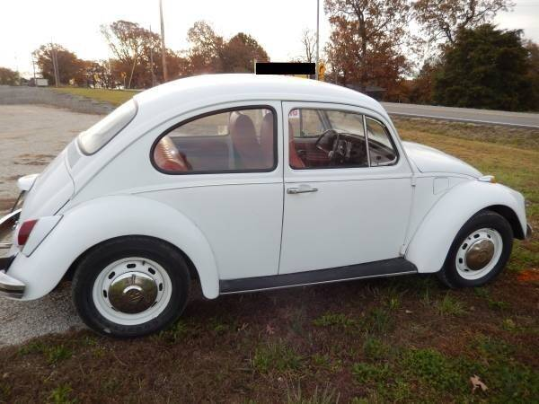 1969 Volkswagen Beetle for sale at Haggle Me Classics in Hobart IN