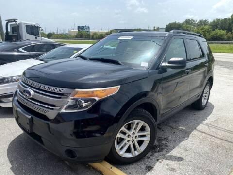 2015 Ford Explorer for sale at ROCKLEDGE in Rockledge FL