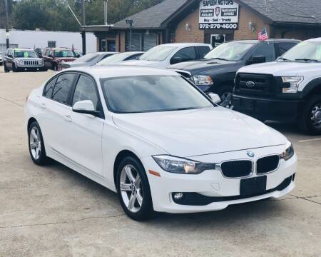 2015 BMW 3 Series for sale at Safeen Motors in Garland TX