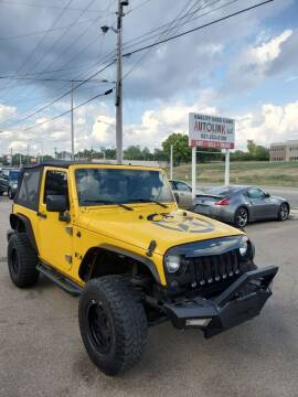 2008 Jeep Wrangler for sale at AutoLink LLC in Dayton OH