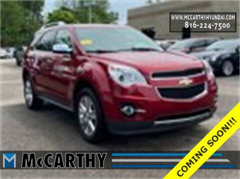 2015 Chevrolet Equinox for sale at Mr. KC Cars - McCarthy Hyundai in Blue Springs MO