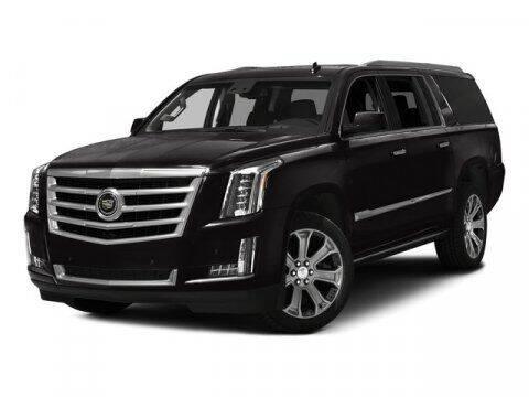 2015 Cadillac Escalade ESV for sale at BIG STAR HYUNDAI in Houston TX