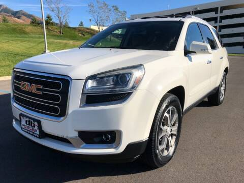 2013 GMC Acadia for sale at DRIVE N BUY AUTO SALES in Ogden UT