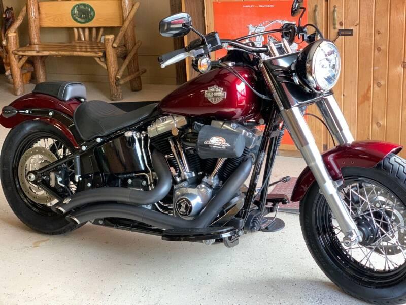 2014 Harley-Davidson SoftailSlim