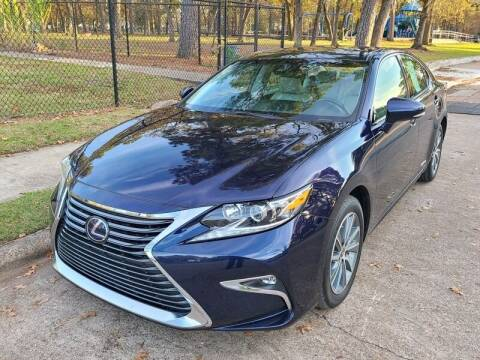 2017 Lexus ES 300h for sale at Amazon Autos in Houston TX