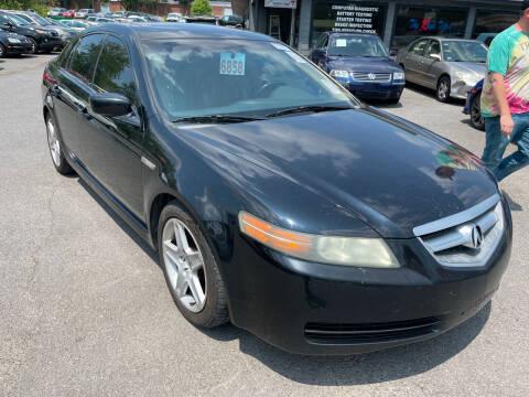 2005 Acura TL for sale at Diana Rico LLC in Dalton GA