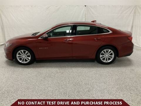 2017 Chevrolet Malibu for sale at Brothers Auto Sales in Sioux Falls SD