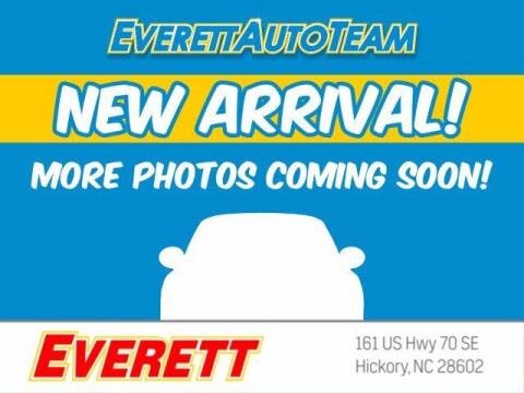 2017 Jeep Compass for sale at Everett Chevrolet Buick GMC in Hickory NC